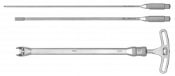 Набор инструментов для установки эндопротезов «Теллур» и «Теллур-16К»