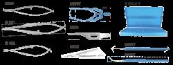 М 1003 - Набор для удаления птеригиума