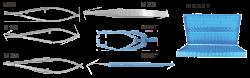 М 1004 - Набор для склеропластики