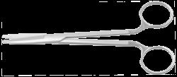 М 172 - Ножницы общехирургические