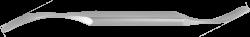 М 705 - Шпатель для склеропластики