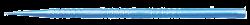 М 932.3 (Т) - Зонд для слёзных канальцев
