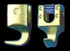 Крючок-фиксатор ламинарный