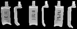 Ретракторы для ранорасширителей по типу «Каспар»